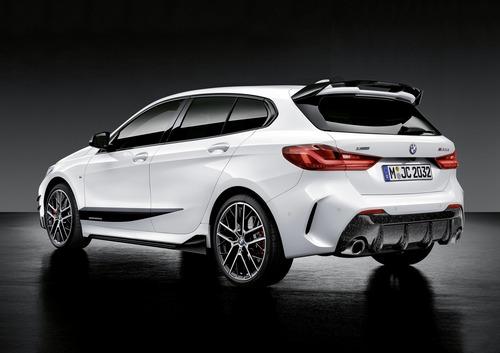 BMW Serie 1 2019: subito disponibile la linea M Performance (6)