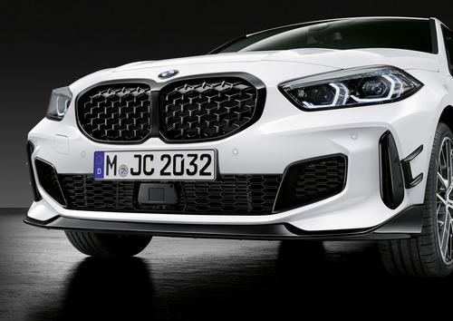 BMW Serie 1 2019: subito disponibile la linea M Performance (5)