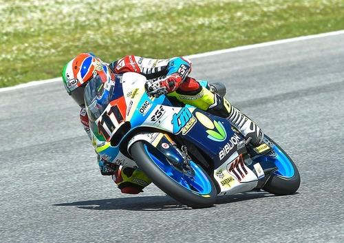 Moto3. Zannoni wild card al Mugello (3)