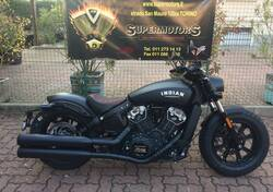 Indian Scout Bobber (2018 - 20) nuova