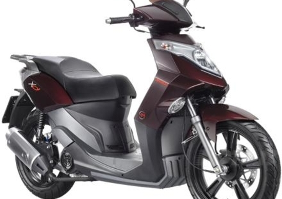 Nuovo Garelli Xò 200