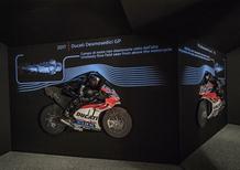 Ducati: anatomia della velocità. Una mostra dedicata all'aerodinamica