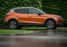 Seat Urban Vehicles. SUV per tutti, anche a metano [Video]