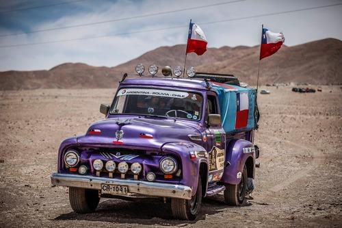 Dakar Rewind. Sud America. 6. Un Viaggio Indimenticabile Durato 10 Anni. Atacama (9)
