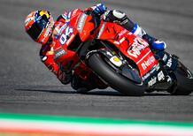 MotoGP 2019. Dovizioso: Speravo di essere messo meglio