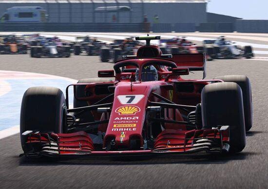 Ferrari, arriva negli Esports per battere Mercedes?