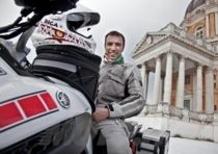 Davide Biga: alla scoperta del mondo in sella alla Yamaha Super Ténéré