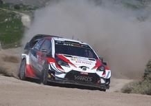 WRC 2019. Portogallo. 1-2T. Tanak, Meeke, Toyota