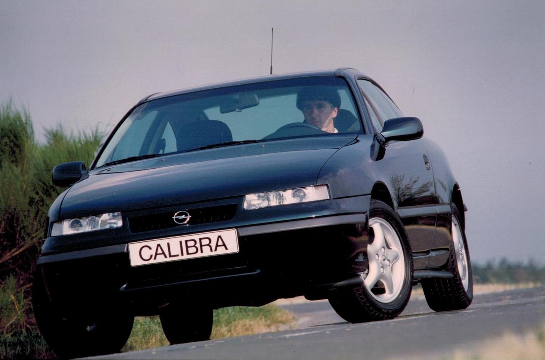 Opel Calibra, la coupé che piaceva anche ai papà