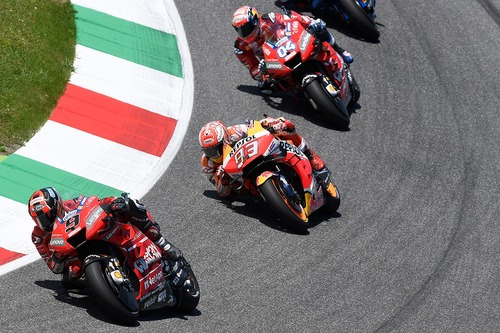 Gallery MotoGP. Le foto più belle del GP del Mugello 2019 (7)