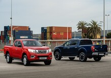Nissan Navara my 2019: cosa cambia