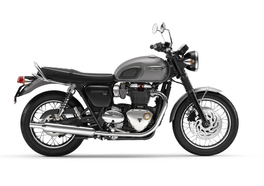 Triumph Bonneville T120 (2016 - 19)