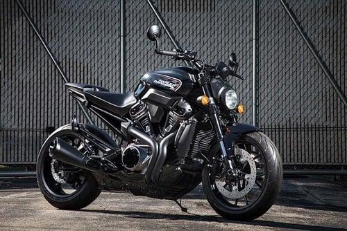 Harley-Davidson Streetfighter concept