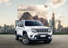 Promozione Jeep: Renegade a 17.900 euro