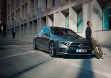 Promo Mercedes Classe A 2019, offerta da 220 € / mese
