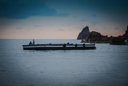 Dakar Rewind. Sud America. 7. Un Viaggio Indimenticabile Durato 10 Anni. Lago Titicaca (2)