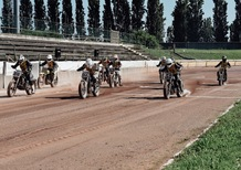 Over The Top Flat Track: corsa a Lonigo la prima prova [GALLERY]