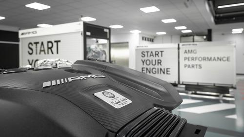Mercedes-AMG: ecco il 2.0 4 cilindri da 421 CV (5)