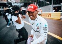 Formula 1, Hamilton: «Tornerei al motore V12 e al cambio manuale»