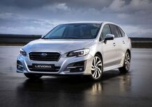 Listini 2019: Subaru Levorg, si parte da 32.000 euro