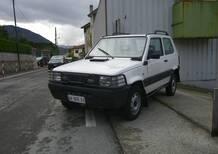Fiat Panda 1100 i.e. cat 4x4 Trekking del 1998 usata a San Potito Ultra