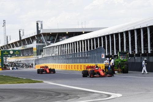 F1, GP Canada 2019, Vettel: «Sono pieno di adrenalina»  (7)