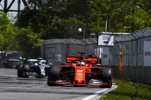 F1, GP Canada 2019: vince Hamilton. Secondo Vettel, penalizzato (3)