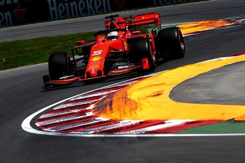 F1, GP Canada 2019: vince Hamilton. Secondo Vettel, penalizzato (2)