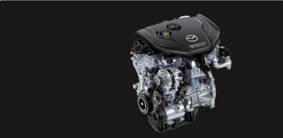 Il blocco motore Mazda SkyActiv-X
