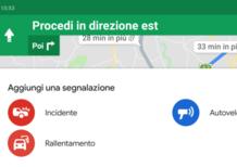 Google Maps, dopo gli autovelox arriva anche il tachimetro