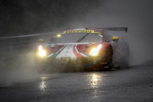 Davide Rigon, un sogno rosso nella notte di Le Mans (4)