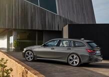 BMW Serie 3 Touring 2019: ecco finalmente la station wagon [Foto]