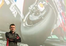 Gabriele Arena: destinazione Ducati, Reparto Corse
