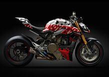 Ducati Streetfighter V4: ecco il prototipo per la Pikes Peak