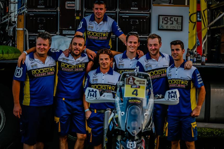 Dakar 2017. Team Honda HRC, è svolta. Arriva Roberto Boasso (5)