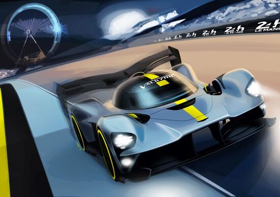 Aston Martin, assalto a Le Mans con la Valkyrie nel 2021