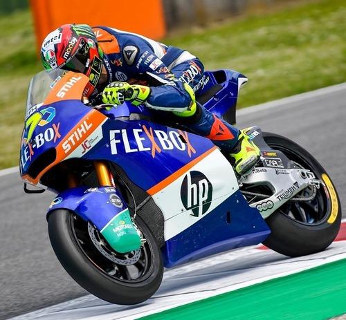 """MotoGP 2019, Catalunya: Lorenzo Baldassarri: """"Tra la lepre e il cacciatore? Scelgo la lepre"""" (7)"""