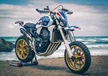 Honda CB Four: Dodici CB1000R special per i 50 anni del 4 in linea