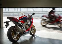 Honda CBR 1000RR Fireblade SP: tutto quello che c'è da sapere