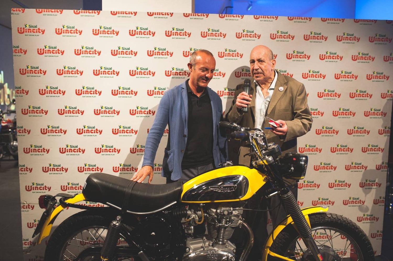 Eleganza su due ruote: vince la Ducati 450 Scrambler