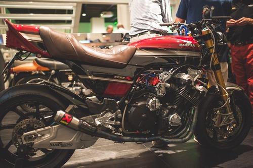 Eleganza su due ruote: vince la Ducati 450 Scrambler (3)