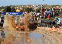 WRC19 Italia Sardegna. CIR, Crugnola, Skoda. CIRT, Consani, Skoda