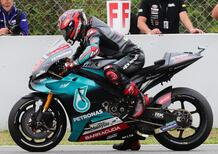 MotoGP 2019. Quartararo in pole nel GP di Catalunya
