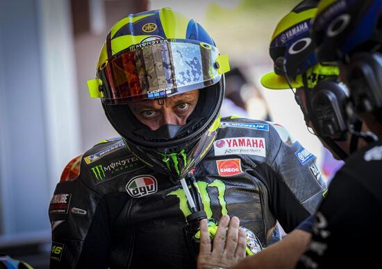 MotoGP 2019. Rossi: Conta solo la gara