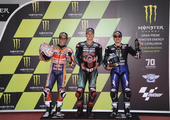MotoGP 2019: Spunti, considerazioni e domande dopo le QP del GP di Catalunya