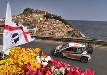WRC19 Italia Sardegna. Monologo Tanak per Megafono Toyota