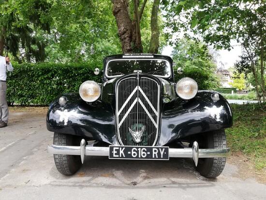 La Citroën Traction Avant