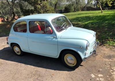 600 d'epoca del 1960 a Firenze