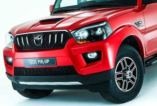 Mahindra Goa Pik-Up Plus, rinnovato il pick-up indiano (8)