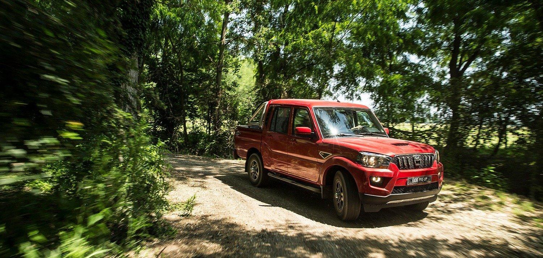 Mahindra Goa Pik-Up Plus, rinnovato il pick-up indiano